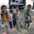カンボジア シェムリアップの子供達