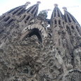 サクラダファミリア聖堂