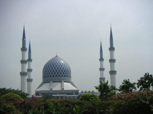 マレーシアにて